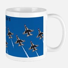Thunderbirds 4 Bird Side Mug