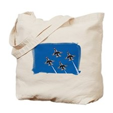Thunderbirds 4 Bird Side Tote Bag