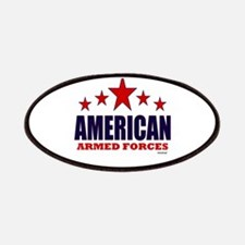 American Armed Forces Patches