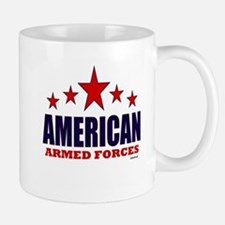 American Armed Forces Mug