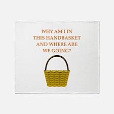 psych patients Throw Blanket