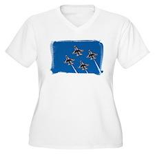 Thunderbirds 4 Bird Side T-Shirt
