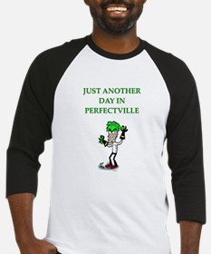 psych patients Baseball Jersey
