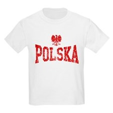 Polska White Eagle T-Shirt