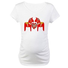 Swedish Dala Horses Shirt