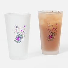 Best Aunt Drinking Glass