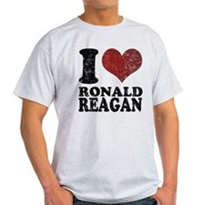 I love Ronald Reagan Retro T-Shirt
