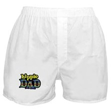 Hippie Dad Boxer Shorts