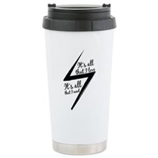 Cute Avpm Travel Mug