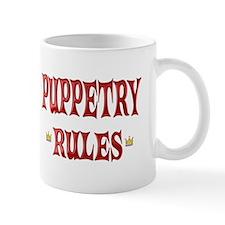 Puppetry Rules Mug
