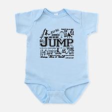 Unique Jump suits Infant Bodysuit