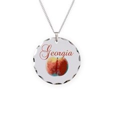 Georgia Peach Necklace