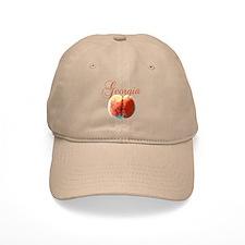 Georgia Peach Baseball Cap