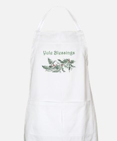 Yule Blessings Apron