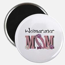 "Weimeraner MOM 2.25"" Magnet (10 pack)"