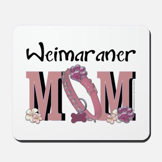Weimeraner MOM Mousepad