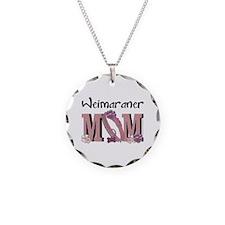 Weimeraner MOM Necklace