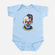 Vampire Evil Clown Infant Bodysuit