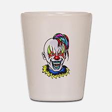 Vampire Evil Clown Shot Glass