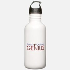 Fantasy Football Genius Water Bottle