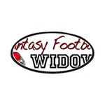 Fantasy Football Widow Patches