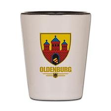Oldenburg Shot Glass