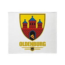 Oldenburg Throw Blanket
