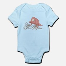 Future Fire Figher Onesie