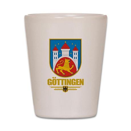 Gottingen Shot Glass