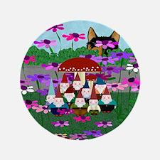 """Gnomeses 3.5"""" Button"""
