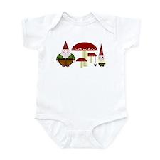 Gnomeses Infant Bodysuit