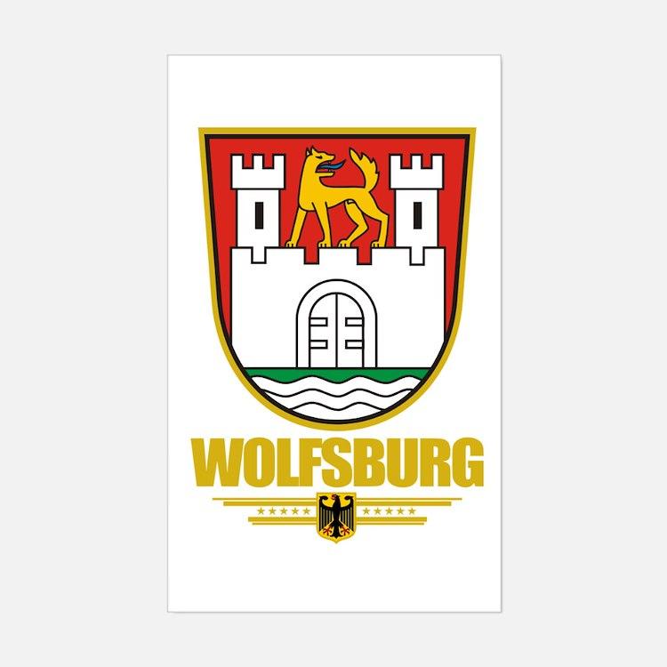 Wolfsburg Decal