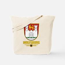 Wolfsburg Tote Bag