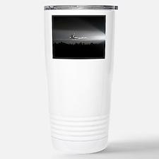 Space Shuttle Stainless Steel Travel Mug