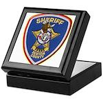 Denton County Sheriff Keepsake Box