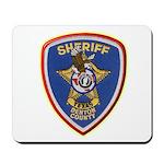 Denton County Sheriff Mousepad