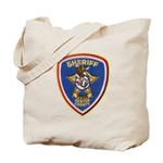 Denton County Sheriff Tote Bag