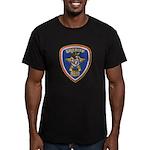 Denton County Sheriff Men's Fitted T-Shirt (dark)