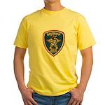 Denton County Sheriff Yellow T-Shirt