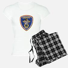 Denton County Sheriff Pajamas