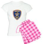 Denton County Sheriff Women's Light Pajamas