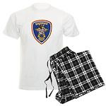 Denton County Sheriff Men's Light Pajamas