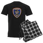 Denton County Sheriff Men's Dark Pajamas