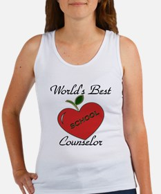 School counselor Women's Tank Top