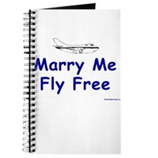 Marry Me, Fly Free Journal