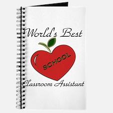 Funny Teacher aid Journal