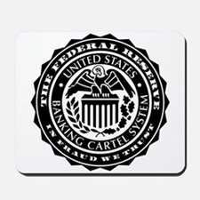 Federal Reserve Seal Mousepad