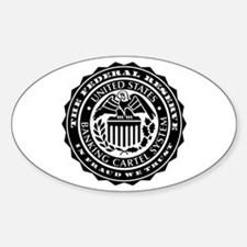 Federal Reserve Seal Decal