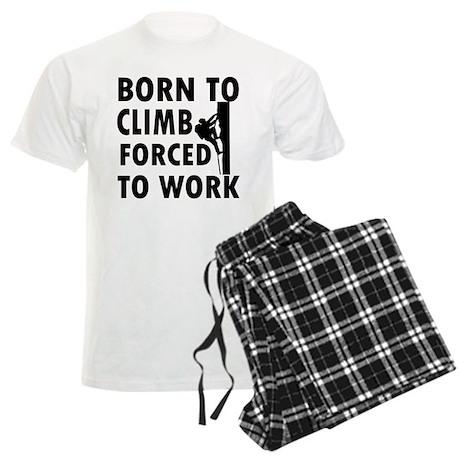 Born to Climb Men's Light Pajamas