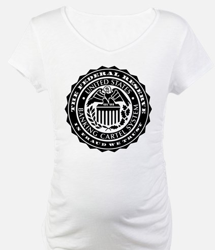 Federal Reserve Seal Shirt